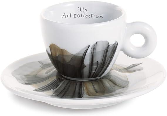 Illy Art Collection – Ron Arad Set 6 Tazas Cappuccino
