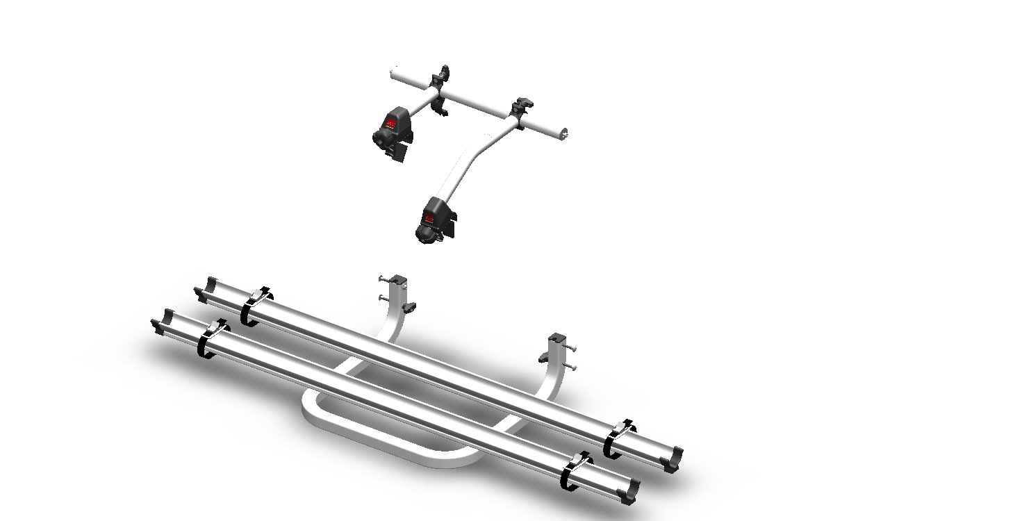 Fabbri 6950252 Gringo Bici Optionnel