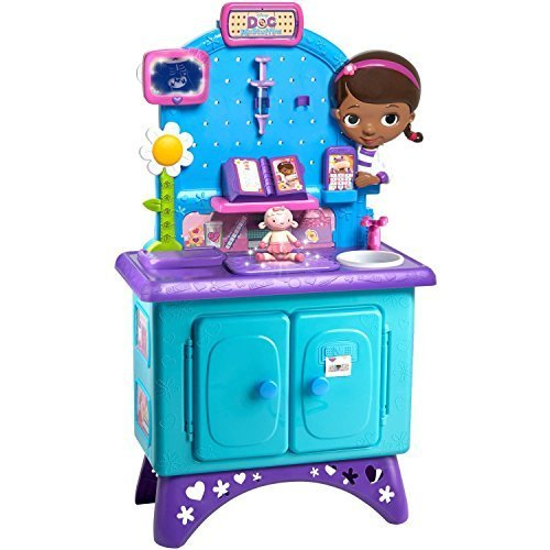 Disney Doc McStuffins Get Better Checkup Center Playse