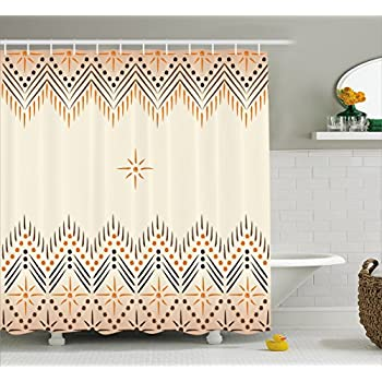 Amazon Com Bath Mat And Shower Curtain Combo Pack With
