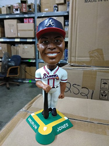 Andruw Jones Atlanta Braves Bobble SGA 2001 Atlanta Braves Bobblehead