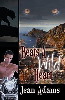 Beats A Wild Heart by [Adams, Jean]
