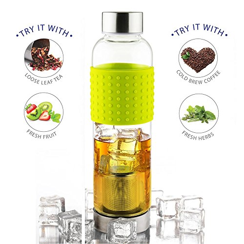 Teabloom Capri Travel Bottle Maker Personal