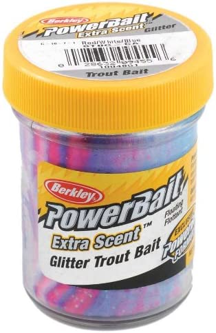 Berkley Select Glitter Trout Bait Captain America
