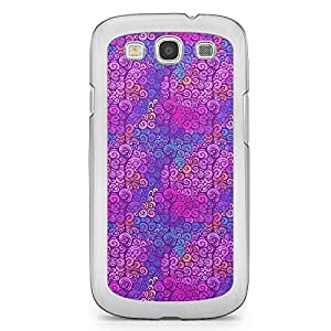 Clouds 9 Samsung Galaxy S3 Transparent Edge Case - Clouds Collection