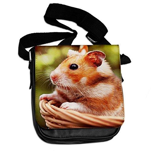 Cute Hamster II animale borsa a tracolla 097