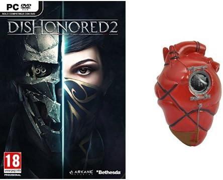 Dishonored 2 - Day One Edition - Reserva con juguete antiestrés: Amazon.es: Videojuegos