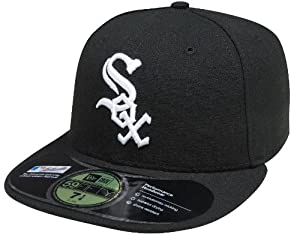 MLB Chicago White Sox Game AC On Field 59Fifty Fitted Cap-712