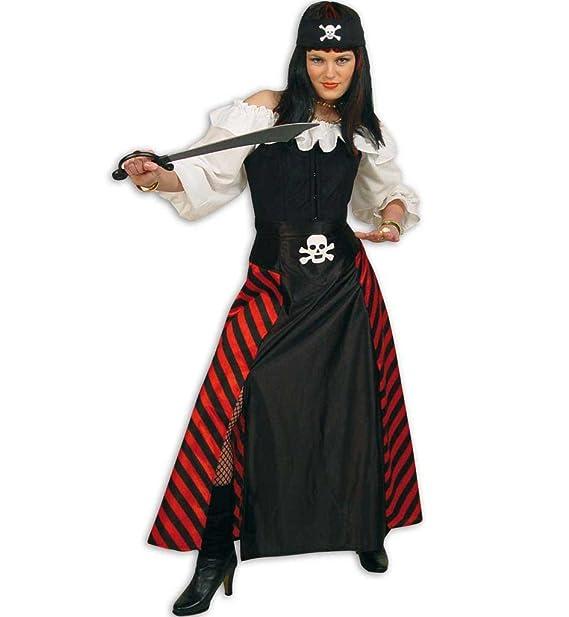 Señoras falda de bailarina gitana Candida matrasa pirata en 6 ...