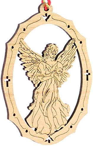 House Keepsake Ornament Gift Guardian Angel Gift Blessing Your Guardian Angel