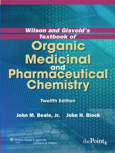 Pharmaceutical Chemistry Ebook
