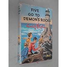 Five Go to Demon's Rocks (The Famous Five, No.19)