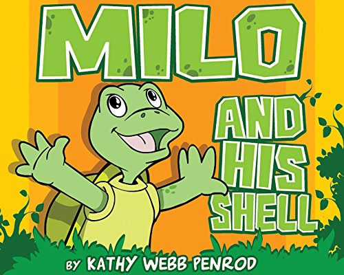 Milo and His Shell - Shell Tortoise Images