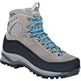 AKU Superalp GTX Backpacking Boot - Women's Light Grey/Turquoise, 9.5