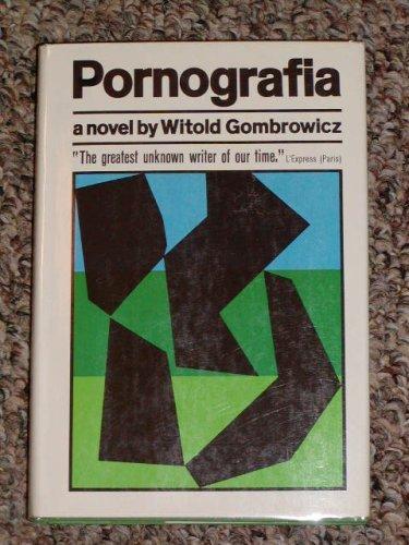 Pornografia, Gombrowicz, Witold