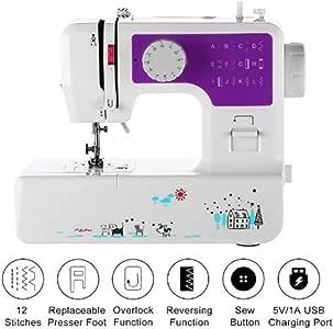 Máquina de coser Mini máquina de coser de mano Máquinas de coser ...