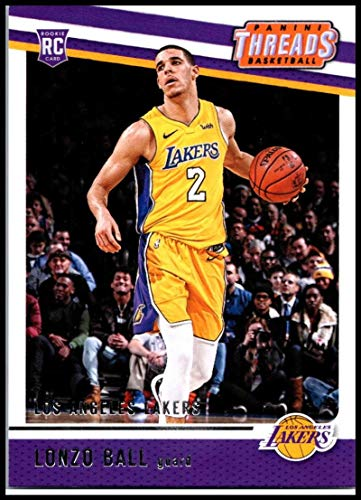 afb43c105fb 2017-18 Panini Prizm Sensational Swatches Relics #SW-LB Lonzo Ball Player Worn  Jersey Basketball Card from Rookie Season Holiday Gifts