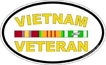 Car & Truck Parts Car & Truck Decals & Stickers VETERAN Operation Enduring Freedom OEF Oval Decal military army usmc navy usaf