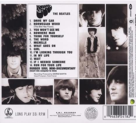 rubber soul: The Beatles: Amazon.es: Música