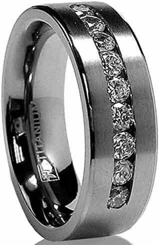 5560bf2fcdbfa Shopping Metal Masters Co - Wedding Rings - Jewelry - Men - Clothing ...