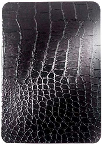 - Luxurious Black Snakeskin Leatherette Case for Kindle Paperwhite (Fits 10th Generation, 2018+)