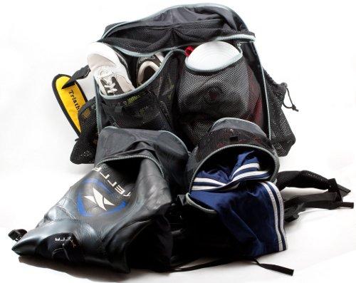 Zeus Triathlon Bag - Black by TriathlonBags.com (Image #3)