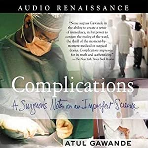 Complications Audiobook