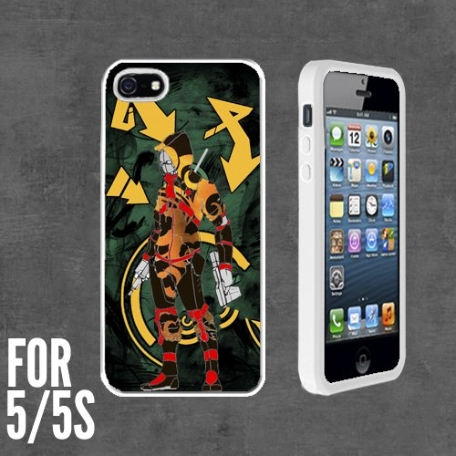 Urban Ninja la carcasa/cubierta/piel para Apple iPhone 5/5S ...
