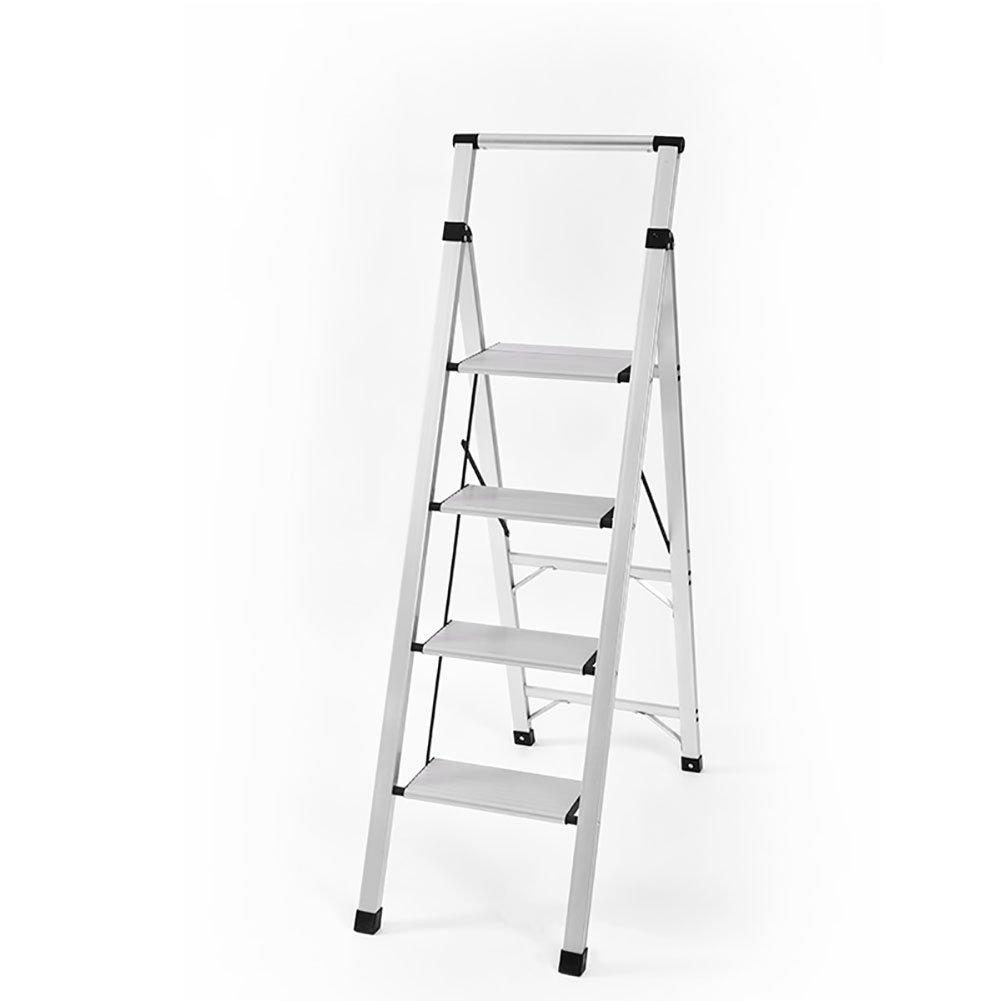 TH ステップスツールアルミニウム合金家庭用はしご屋内はしご厚いひだの階段のスツールバルコニー小さなはしごの台所のスツール (サイズ さいず : 3 step) B01LVVJK31 3 step3 step