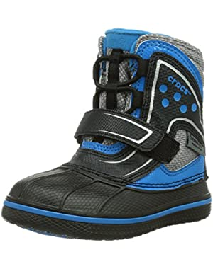 Kids' AllCast Waterproof Snow Boot GS