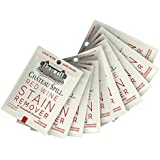 Chateau Spill Red Wine Stain Remover Wipes, Pack Of 10