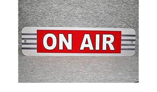 Cartel de Metal en la Radio de la emisora de Radio en ...