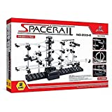 Little Treasures SpaceRail 233-2 Level 2 Steel Marble Run Roller Coaster Kit with Steel Balls SpaceWarp Space rail kit 5500mm Rail - Great Educational Toy for Boys and Girls