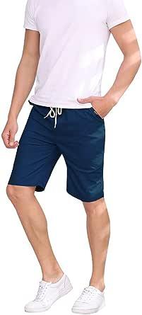 Hoerev märke herr underkläder casual light fit shorts, benlängd 30 cm (12 tum)