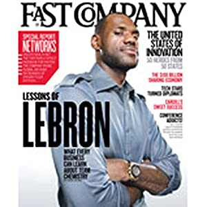 Audible Fast Company, May 2011 Periodical