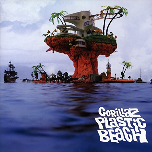 Best gorillaz plastic beach record