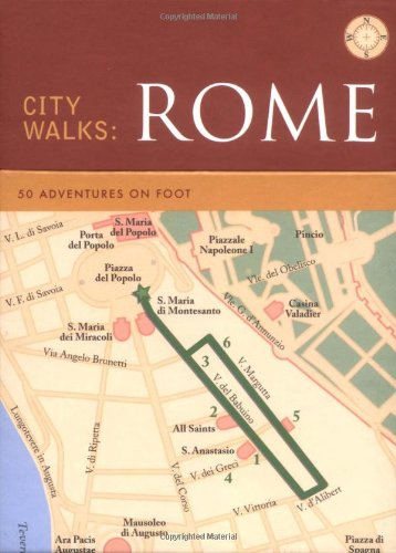 City Walks: Rome: 50 Adventures on Foot