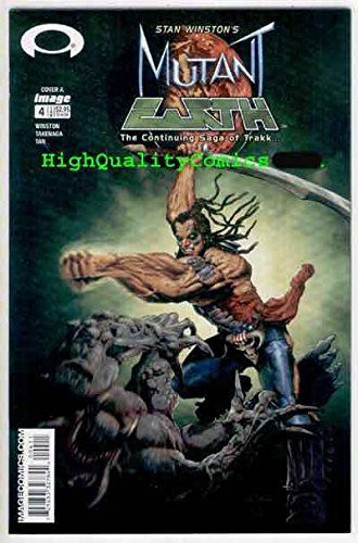 (MUTANT EARTH #4, NM, Simon Bisley, Sword, Stan Winston, more indies in)
