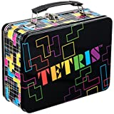Vandor 77070 TETRIS Large Tin Tote, Multicolored