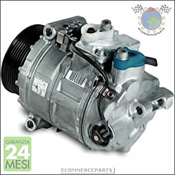 B1 V compresor climatizador de aire acondicionado Sidat MERCEDES Clase C Diese: Amazon.es: Coche y moto