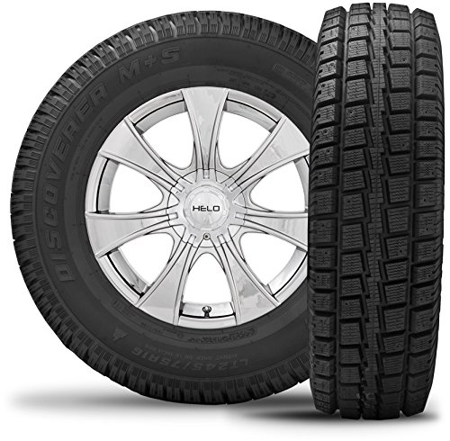 cooper discoverer m s winter radial tire 235 75r15 109s. Black Bedroom Furniture Sets. Home Design Ideas