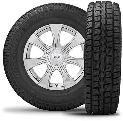 cooper discoverer m s winter radial tire 235 75r15 109s. Black Bedroom Furniture Sets. Home Design Ideas