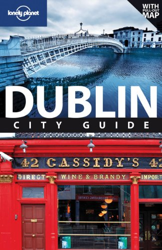 Lonely Planet City Guides Book Series