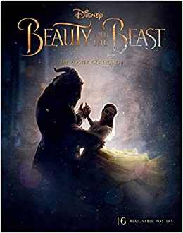 beauty and the beast the poster collection 16 removable posters insights poster collections