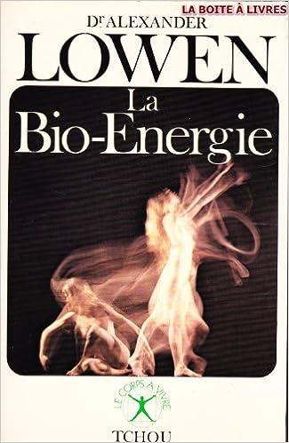 Livres La Bio-énergie epub, pdf