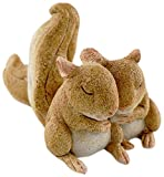 Top Collection Miniature Fairy Garden and Terrarium Statue, Sleeping Squirrels, 1.5-Inch by 2.75-Inch Review