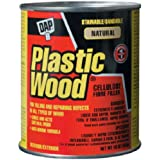 Dap 21506 Plastic Wood Filler, 16-Ounce