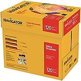 Navigator 104884 - Caja con folios de papel multifunción, 500 hojas, 5 paquetes