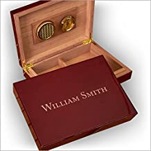 Humidor - Personalized with Name - 3610
