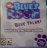 Nick Jr. Blue's Room Blue Talks! Manual & Activity